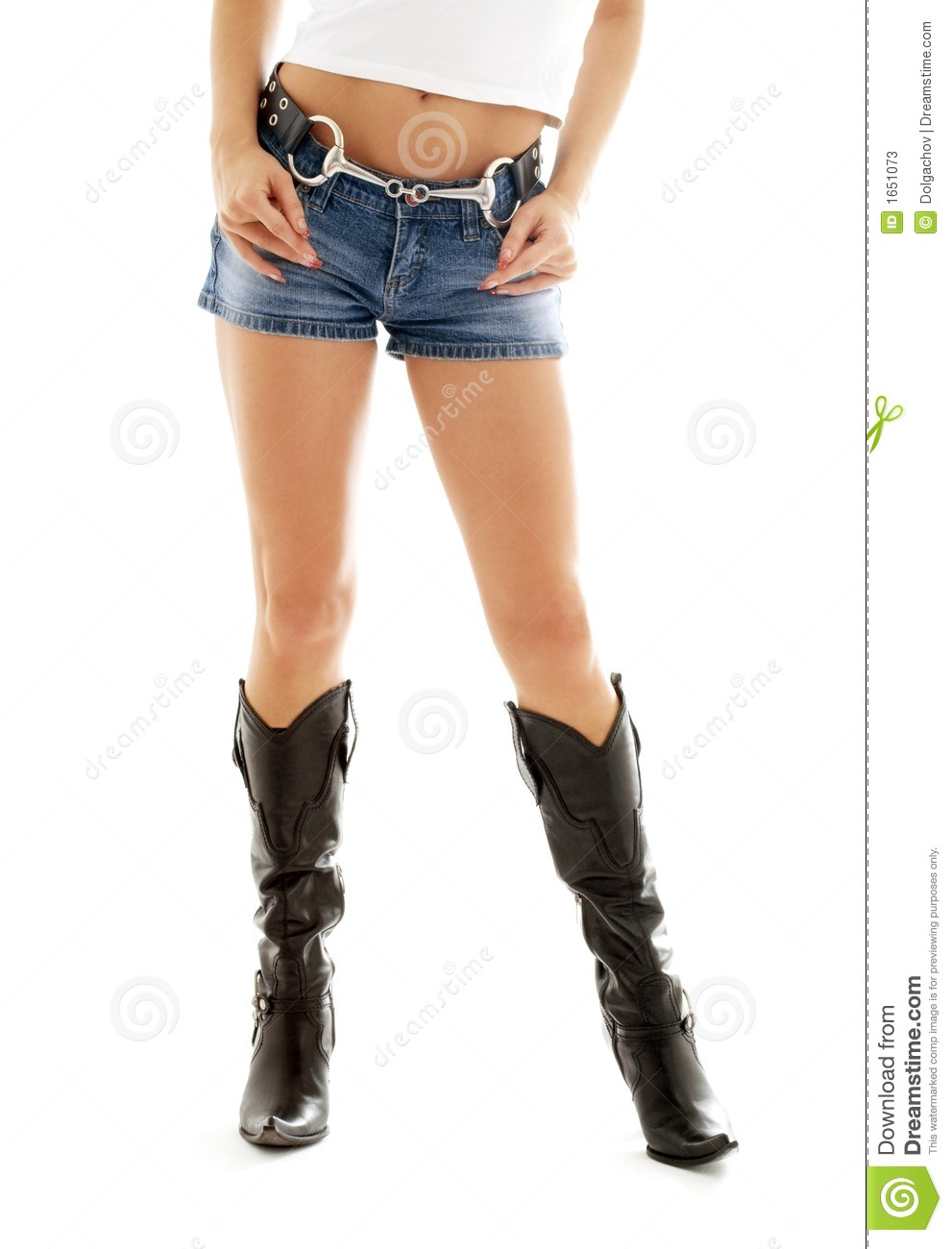 Hot Cowgirl Boots - Boot 2017