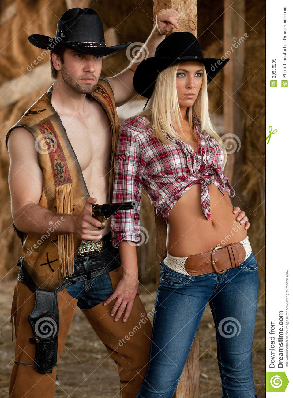 Cowboy and the blonde movie