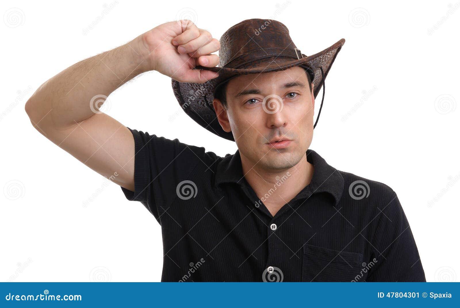 Cowboy Stock Photo Image 47804301