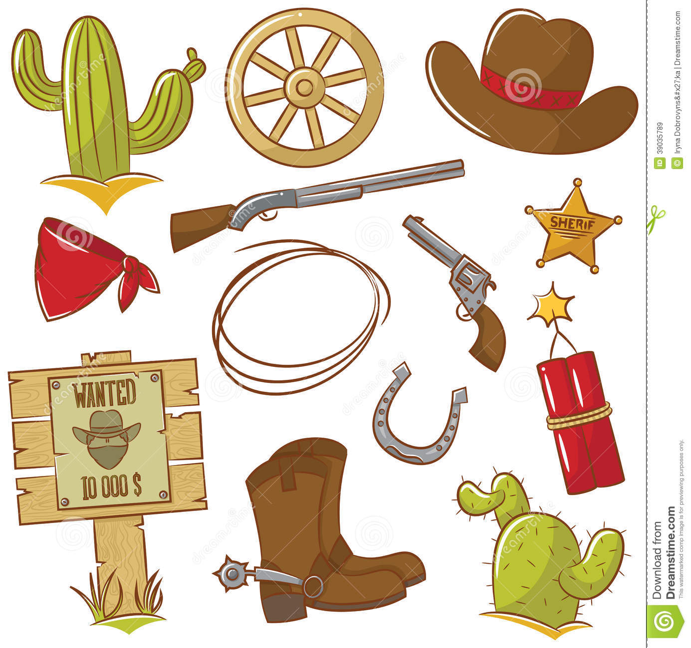 clipart gratuit far west - photo #18