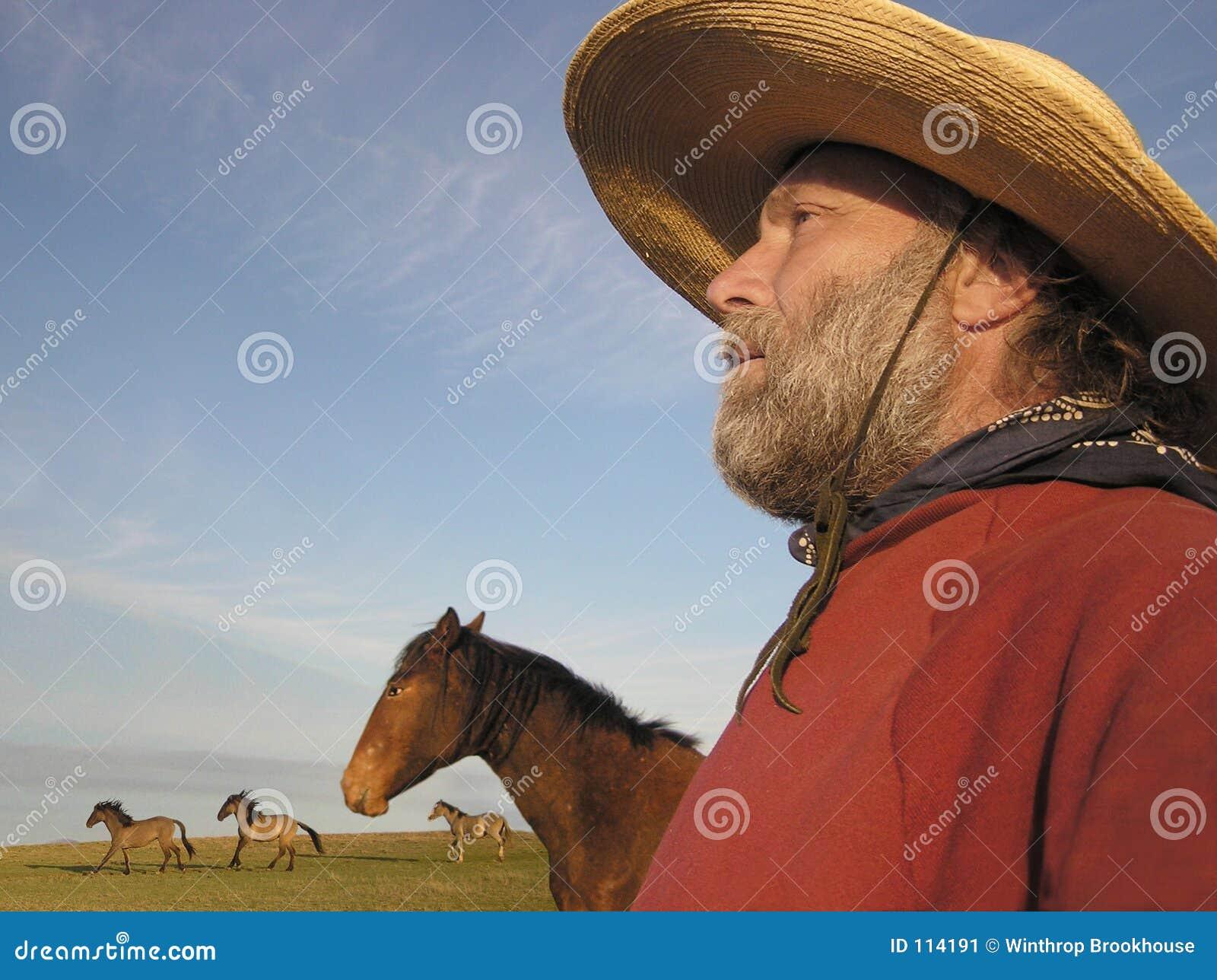 Cowboy idoso