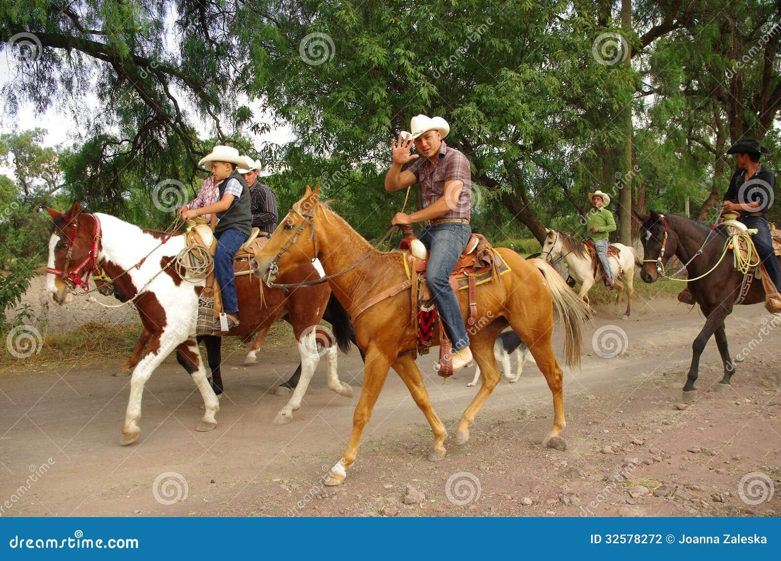 Cowboy messicani