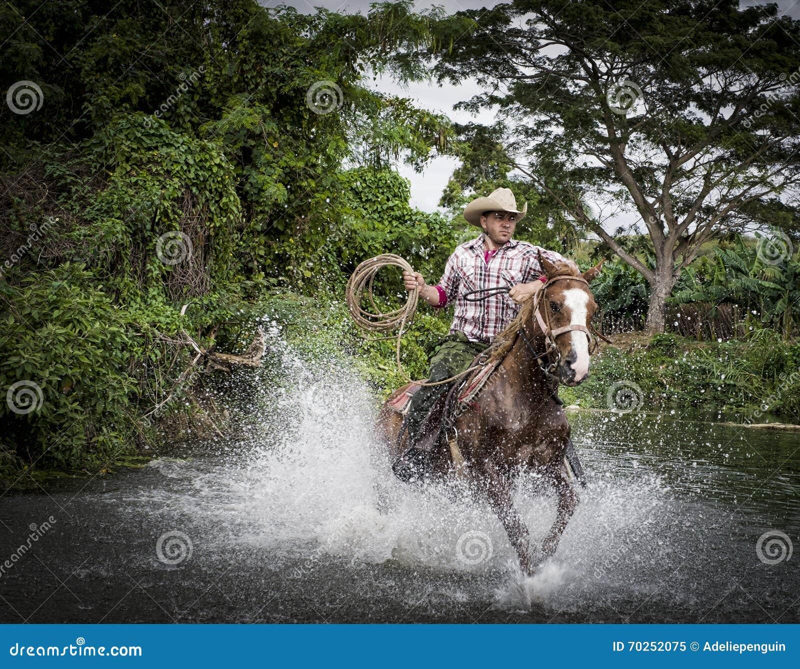 Cowboy Trinidad, Kuba