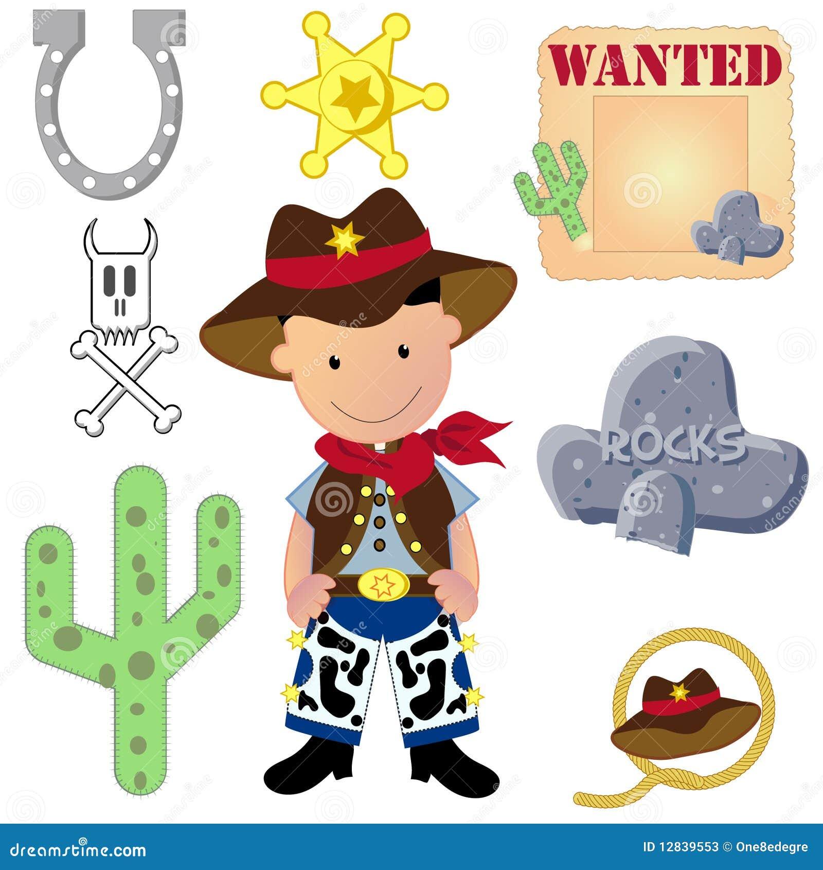 Cowboy vector - photo#27