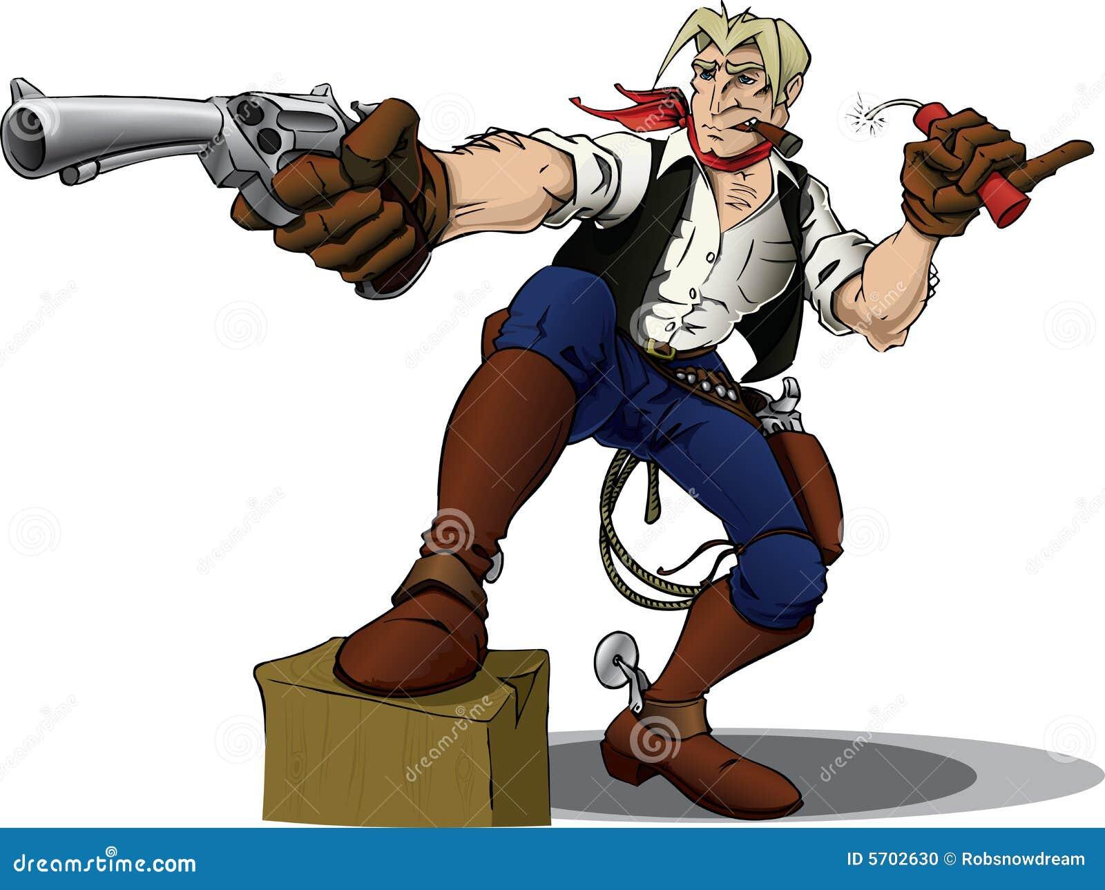 Cowboyhjälte
