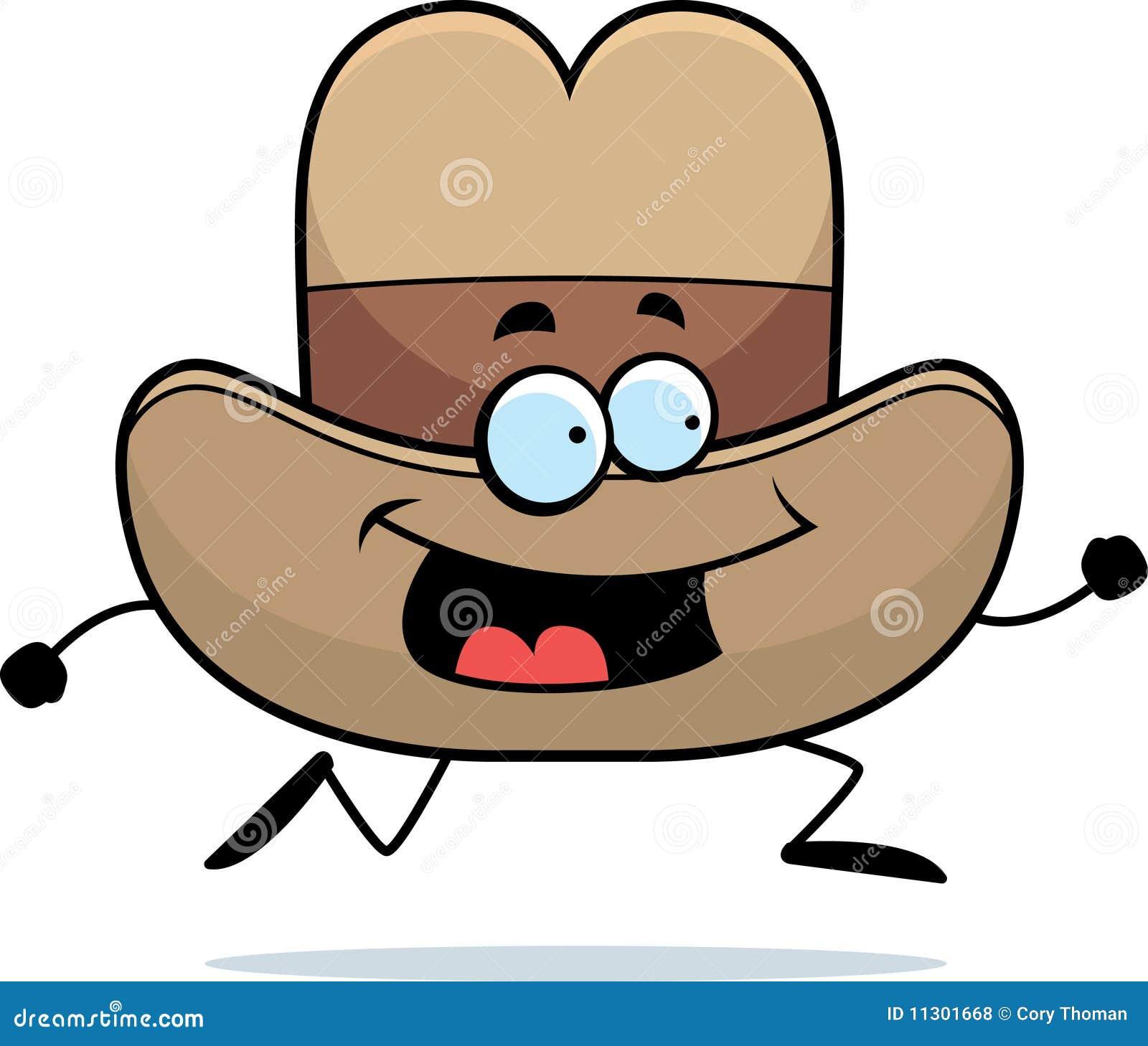 Cowboyhut-Betrieb