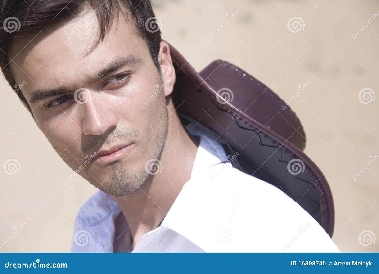 Cowboyportrait