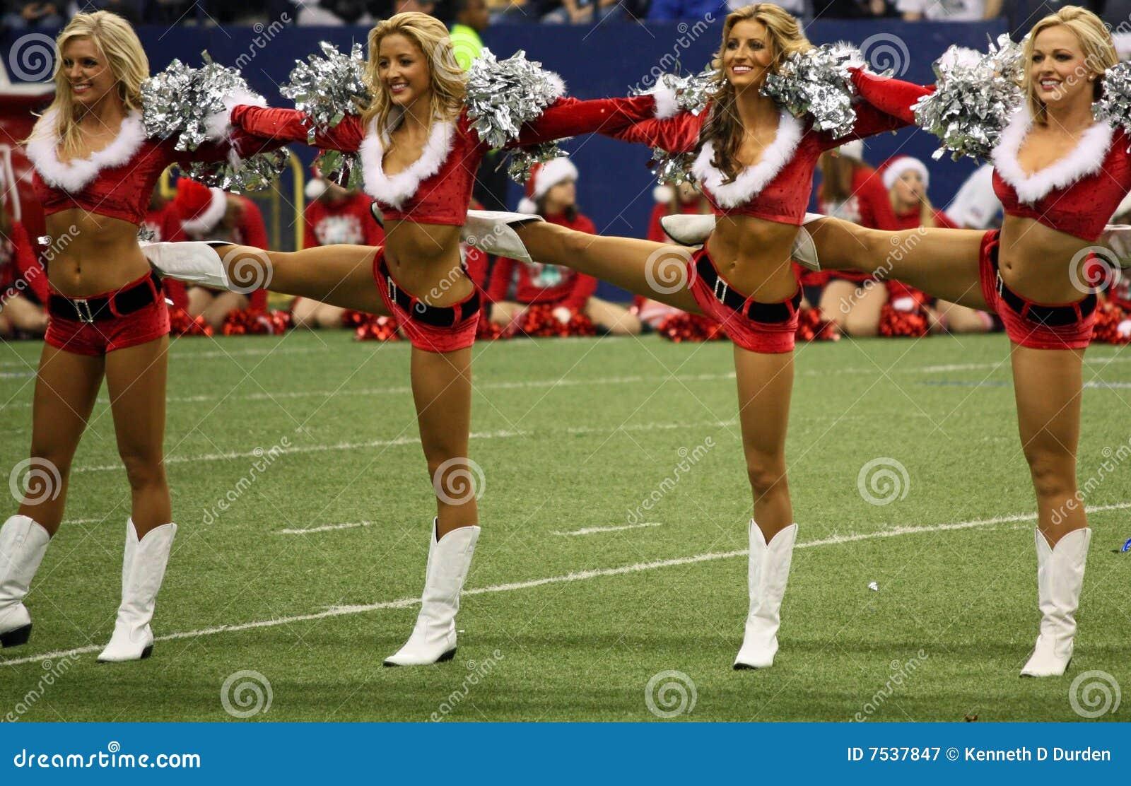 cowboys cheerleaders christmas halftime line editorial clip art pom poms and confetti clip art pom pom crochet