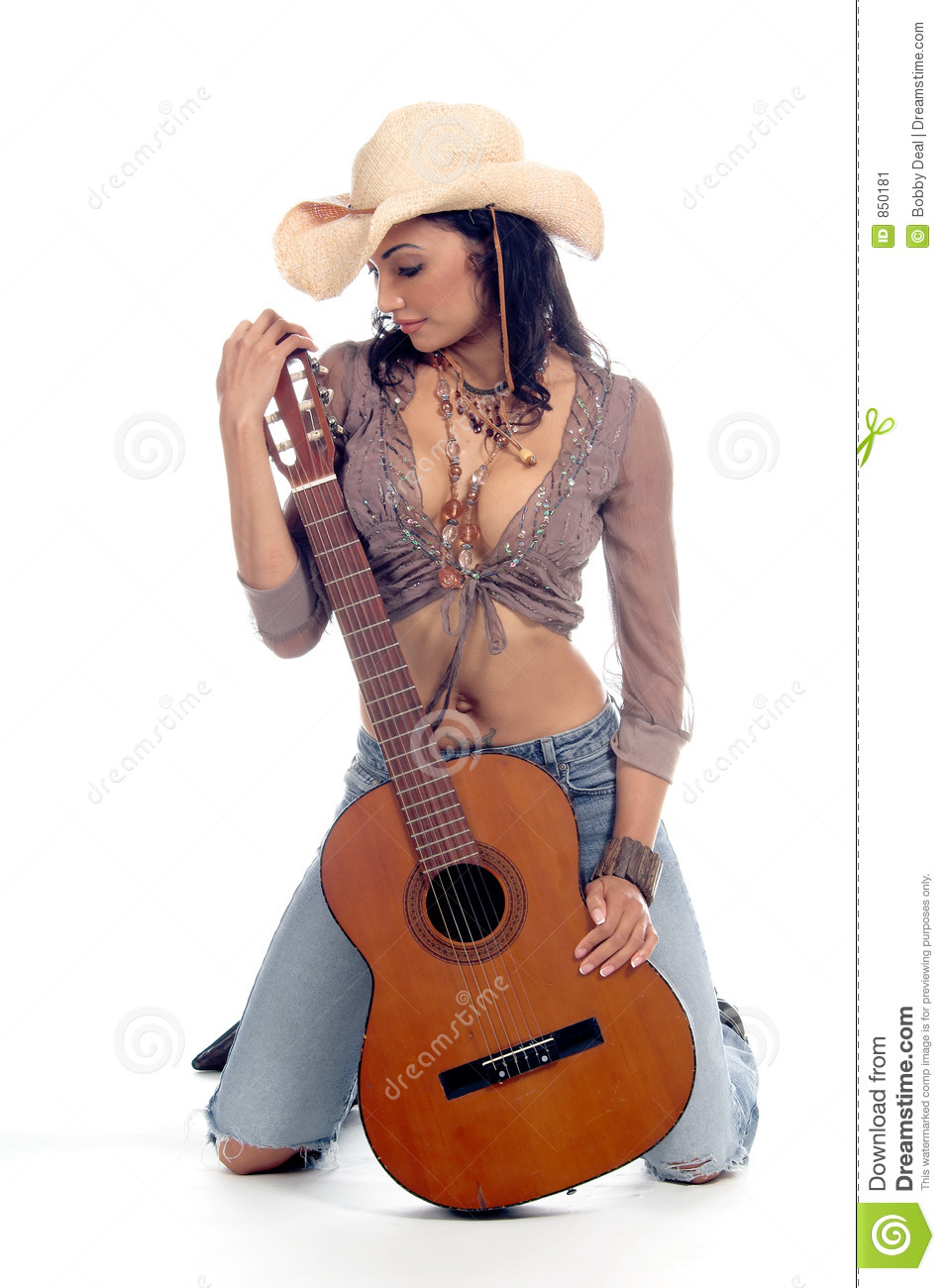 Cowgirl κιθάρα