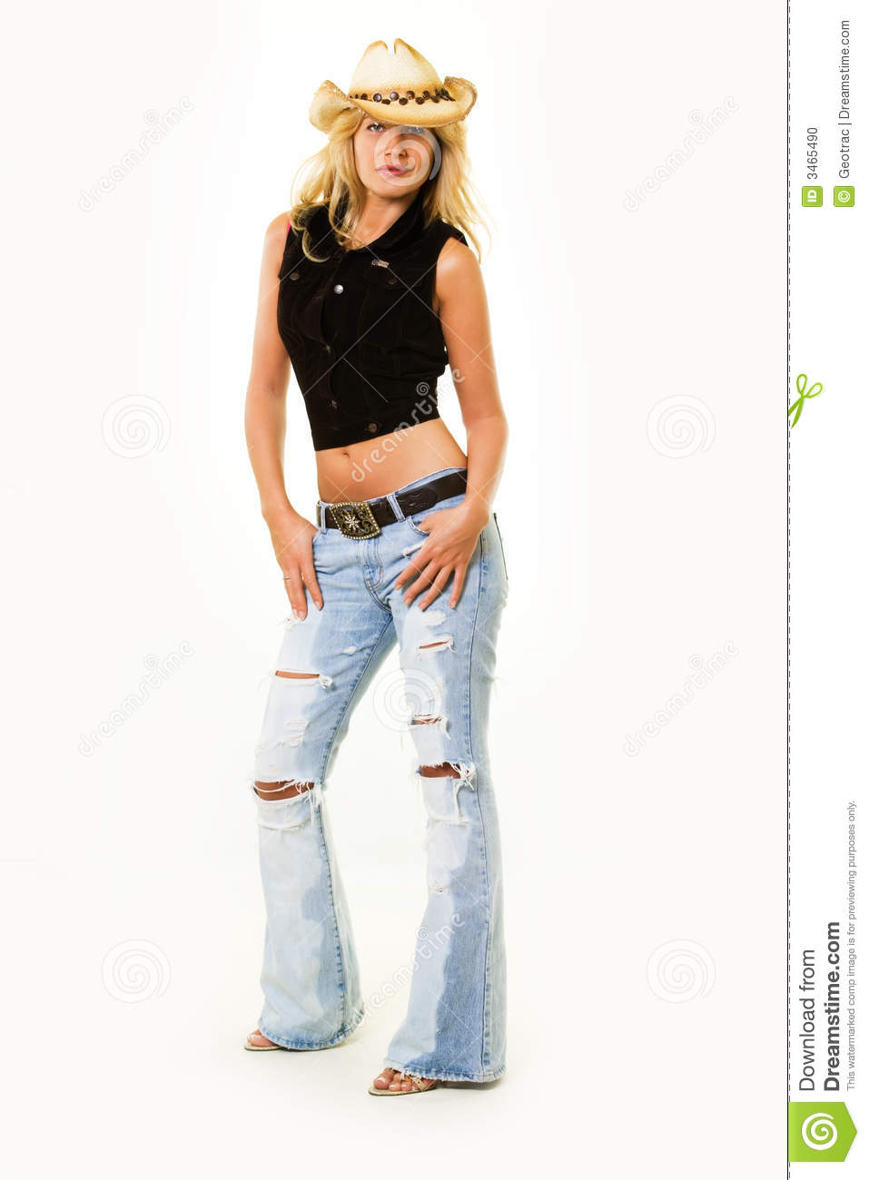 cowgirl attire stock photo image 3465490 cowgirl hat and boots clipart Sunflower Clip Art