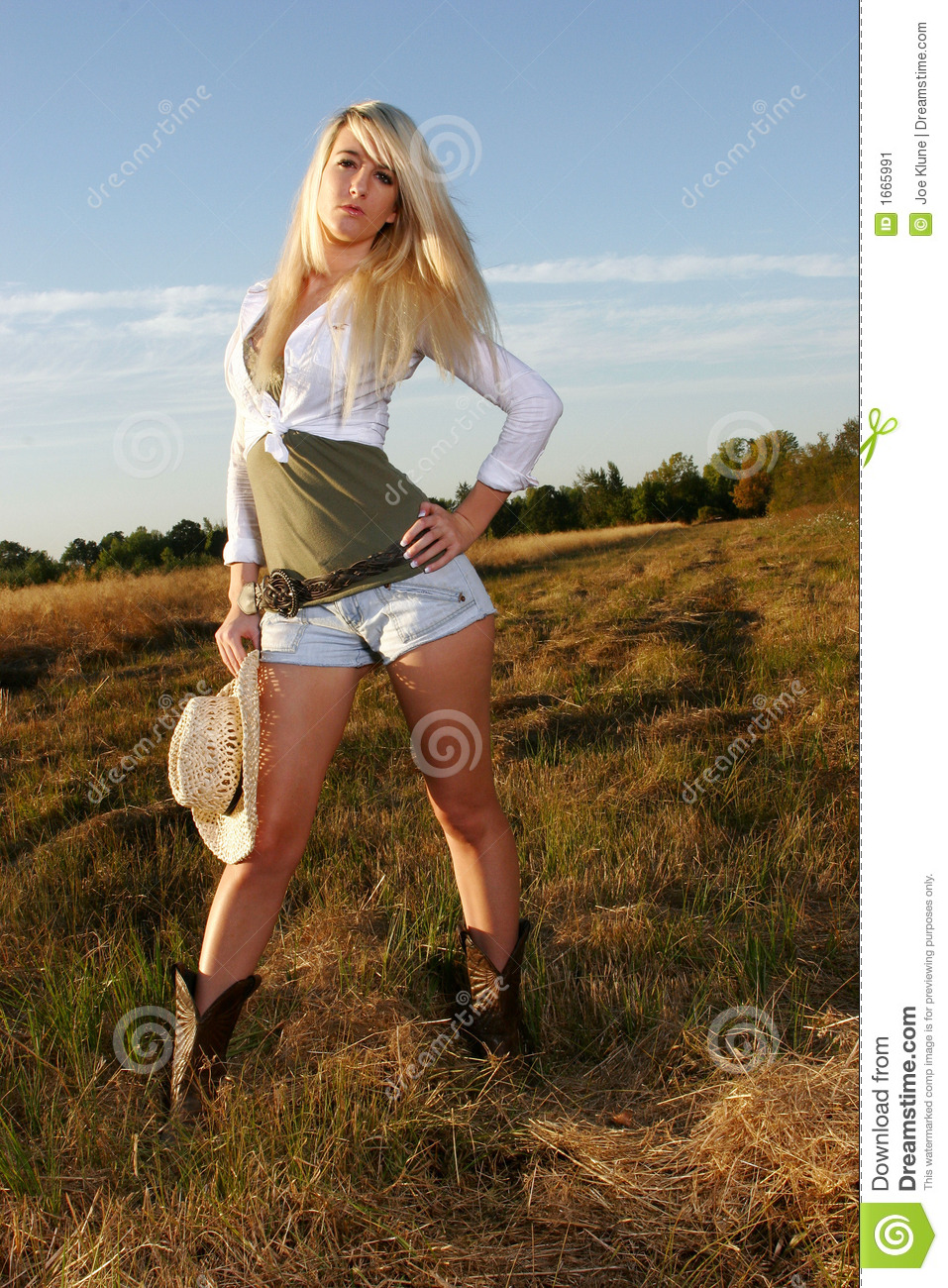 cowgirl portraits stock image. image of posing, country - 1665991
