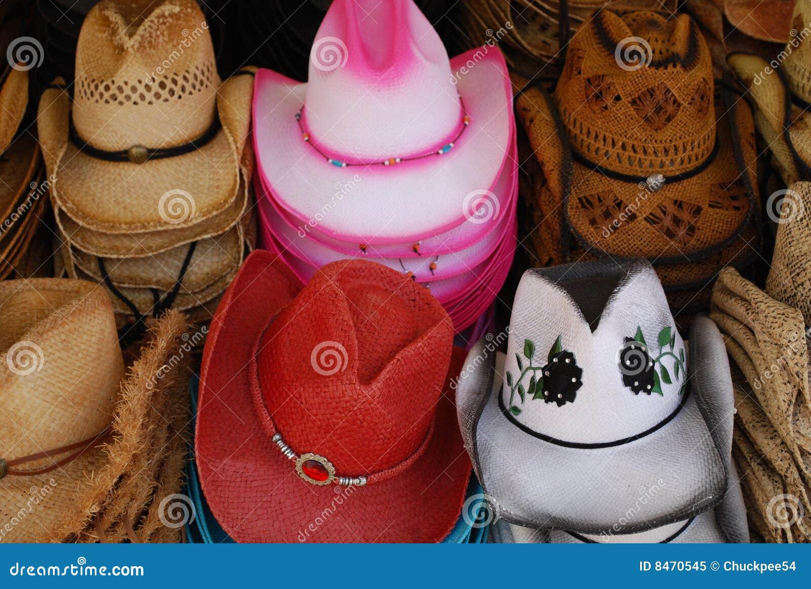 Cowgirlhattar