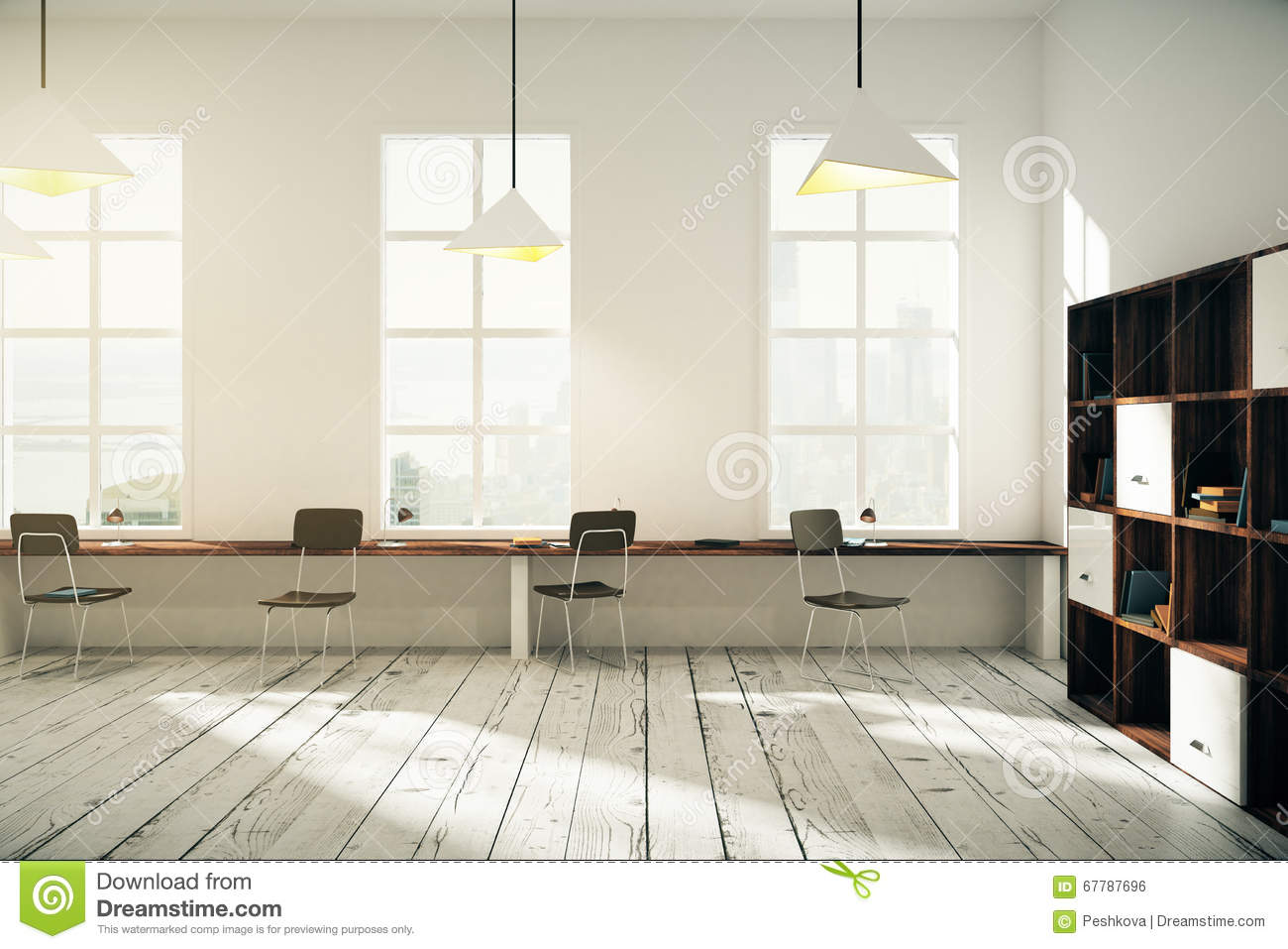 Design Floor Interior Office