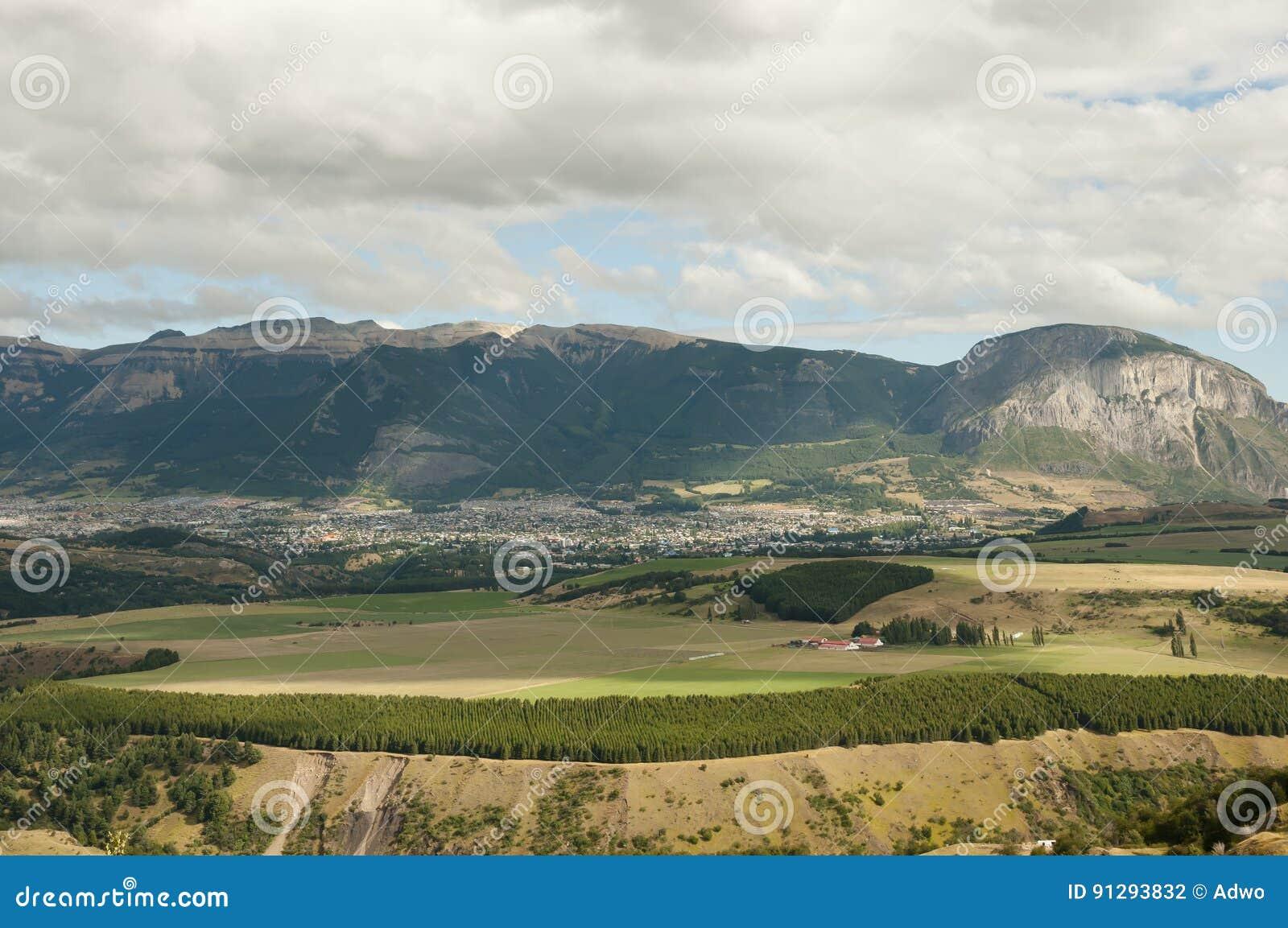 Coyhaique - il Cile