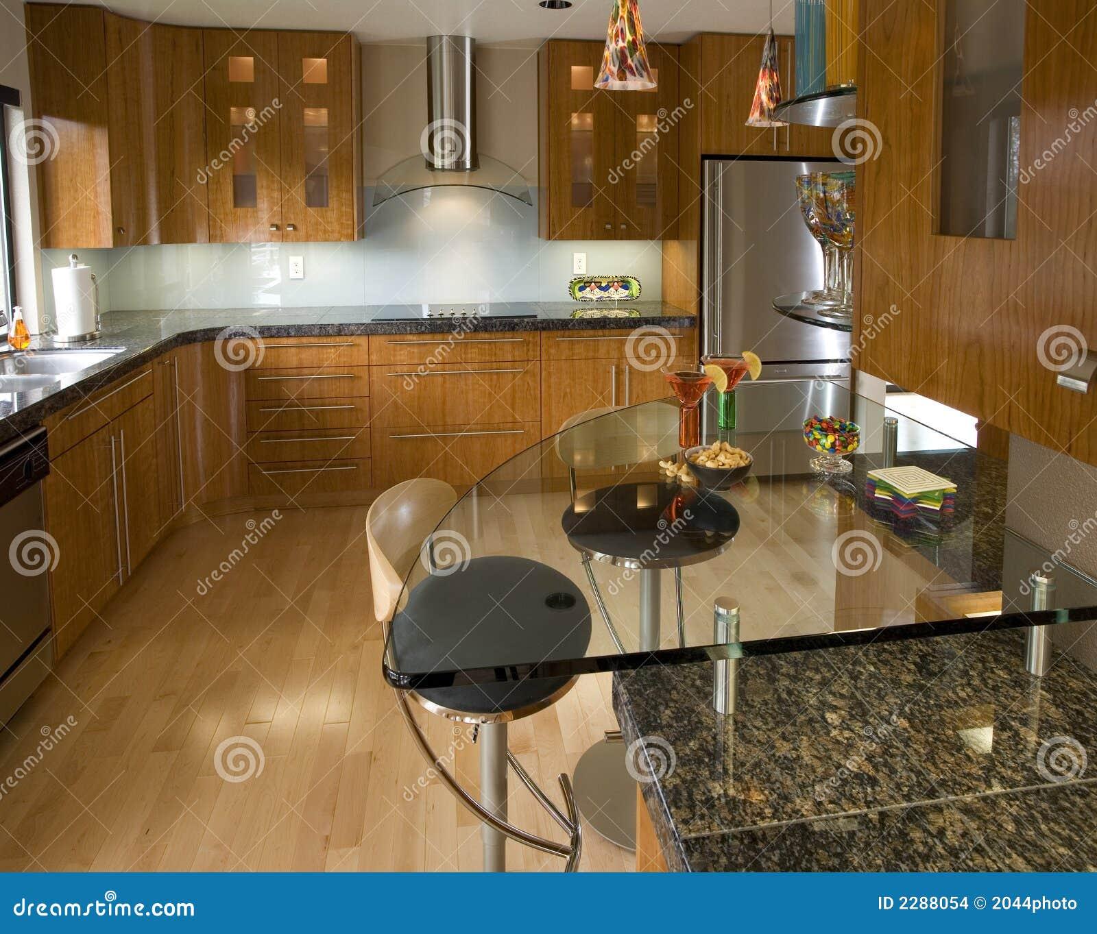 Cozinha contemporânea moderna #82A229 1300 1124