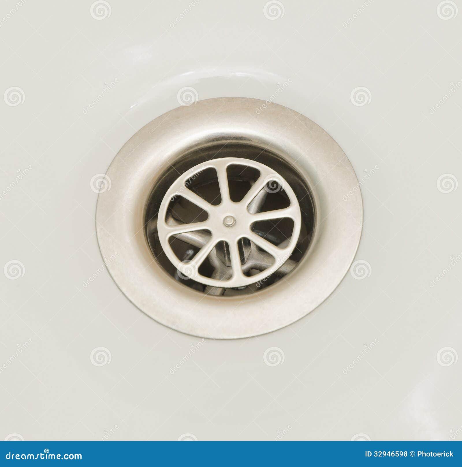 Cozinha do dreno da água