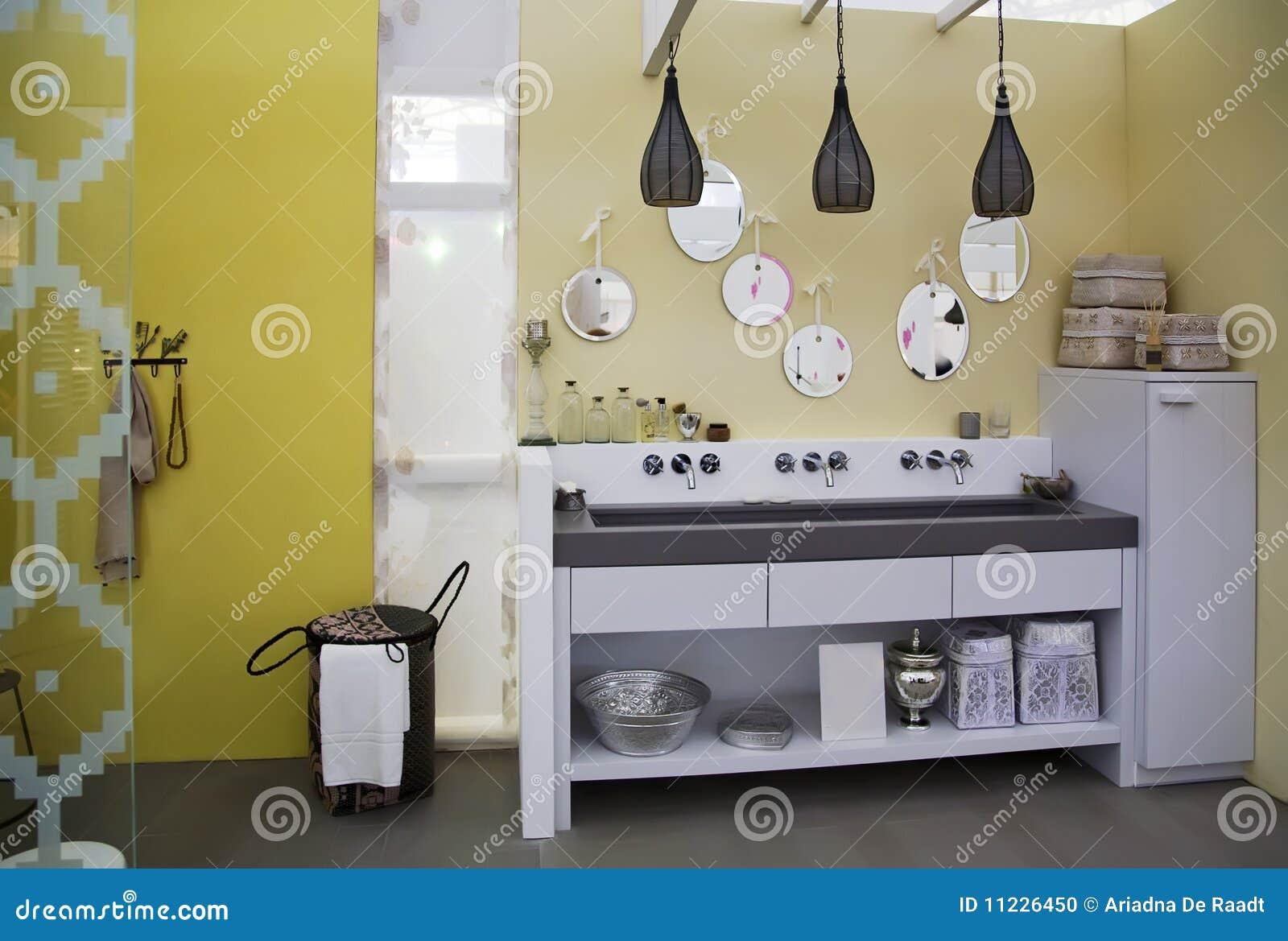 Cozinha do estilo do condado
