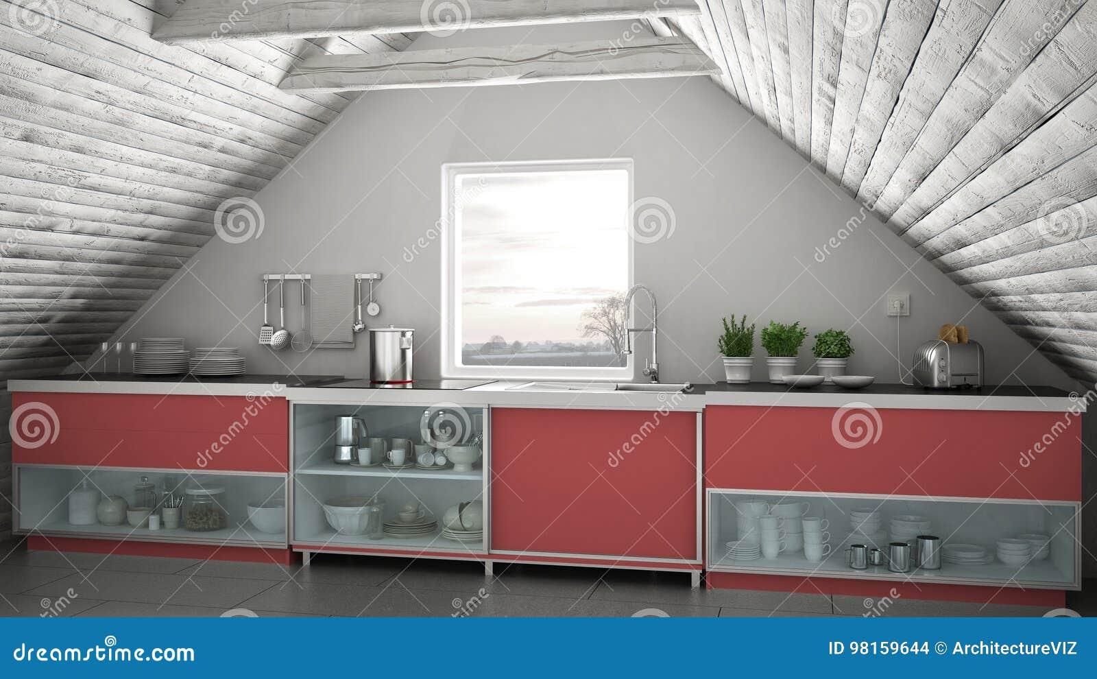 Cozinha Industrial Escandinava Mezanino Do S T O Architectu Do