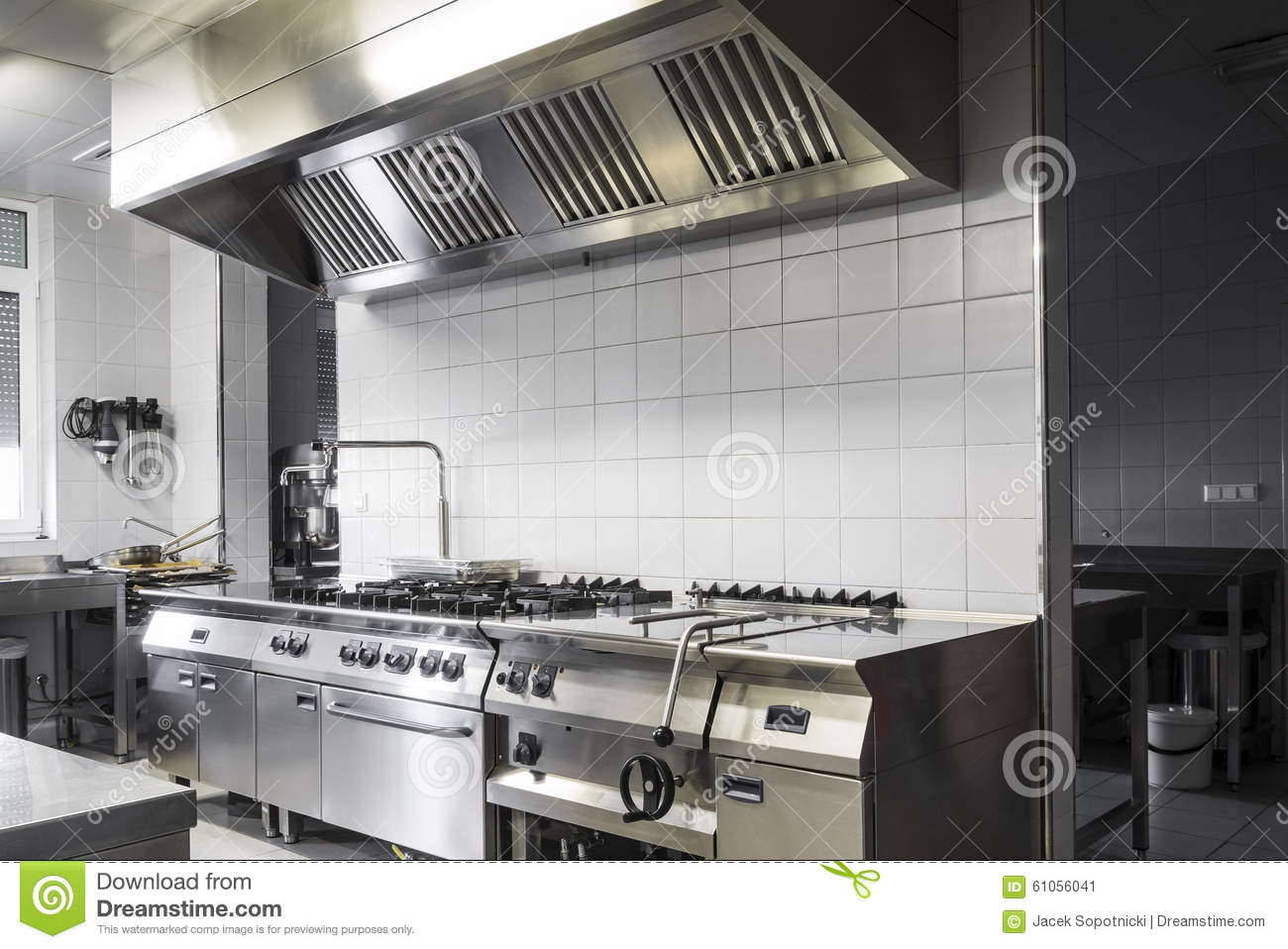 Cozinha Industrial Stock Photos Royalty Free Pictures