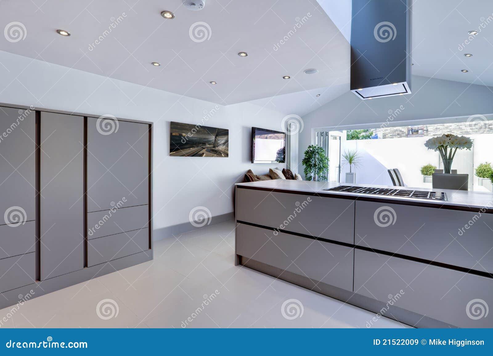 Cozinha Moderna Chique Imagem De Stock Imagem De Chic 21522009