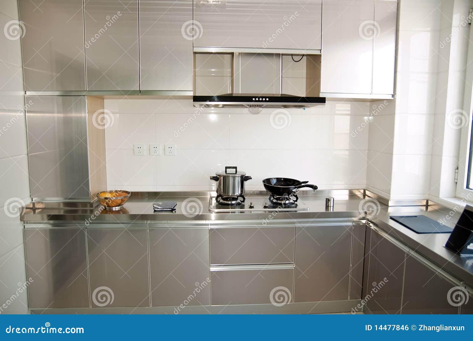 Cozinha Moderna Compacta Foto De Stock Imagem De Arm 225 Rios