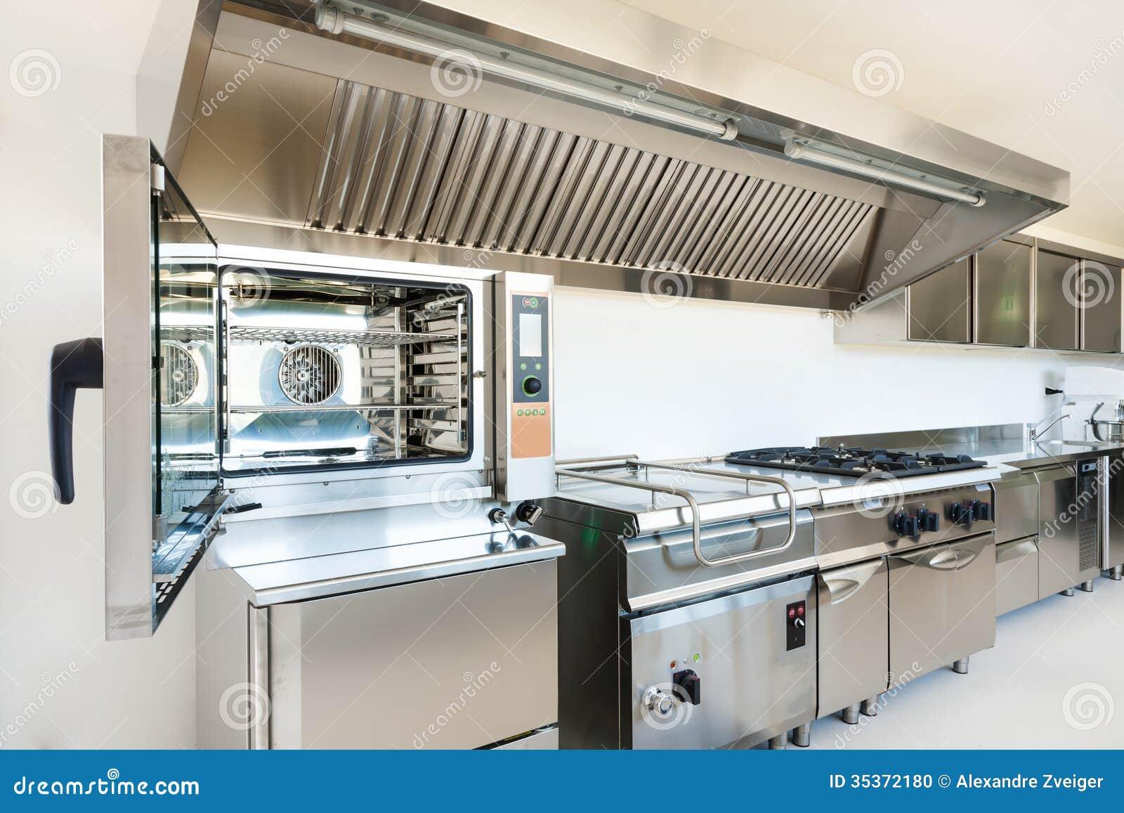 Cozinha Profissional Foto De Stock Imagem De Cozinha 35372180