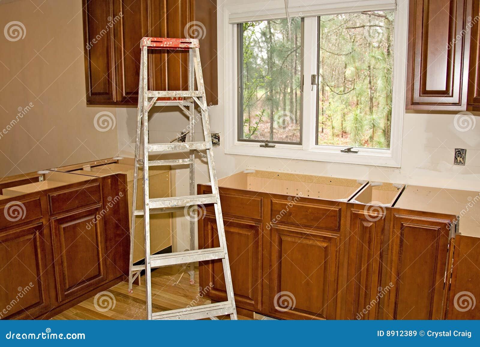 #471708 Os gabinetes de cozinha novos para a cozinha remodelam o projecto de  1300x957 px Melhoria Home Da Cozinha_10 Imagens