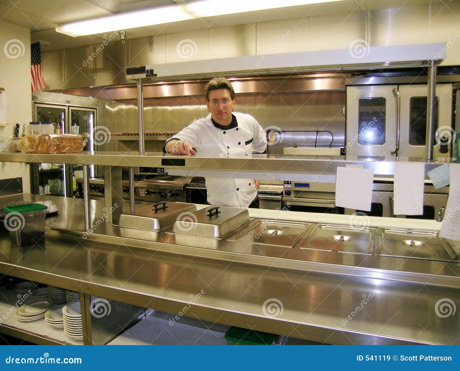 Cozinheiro chefe