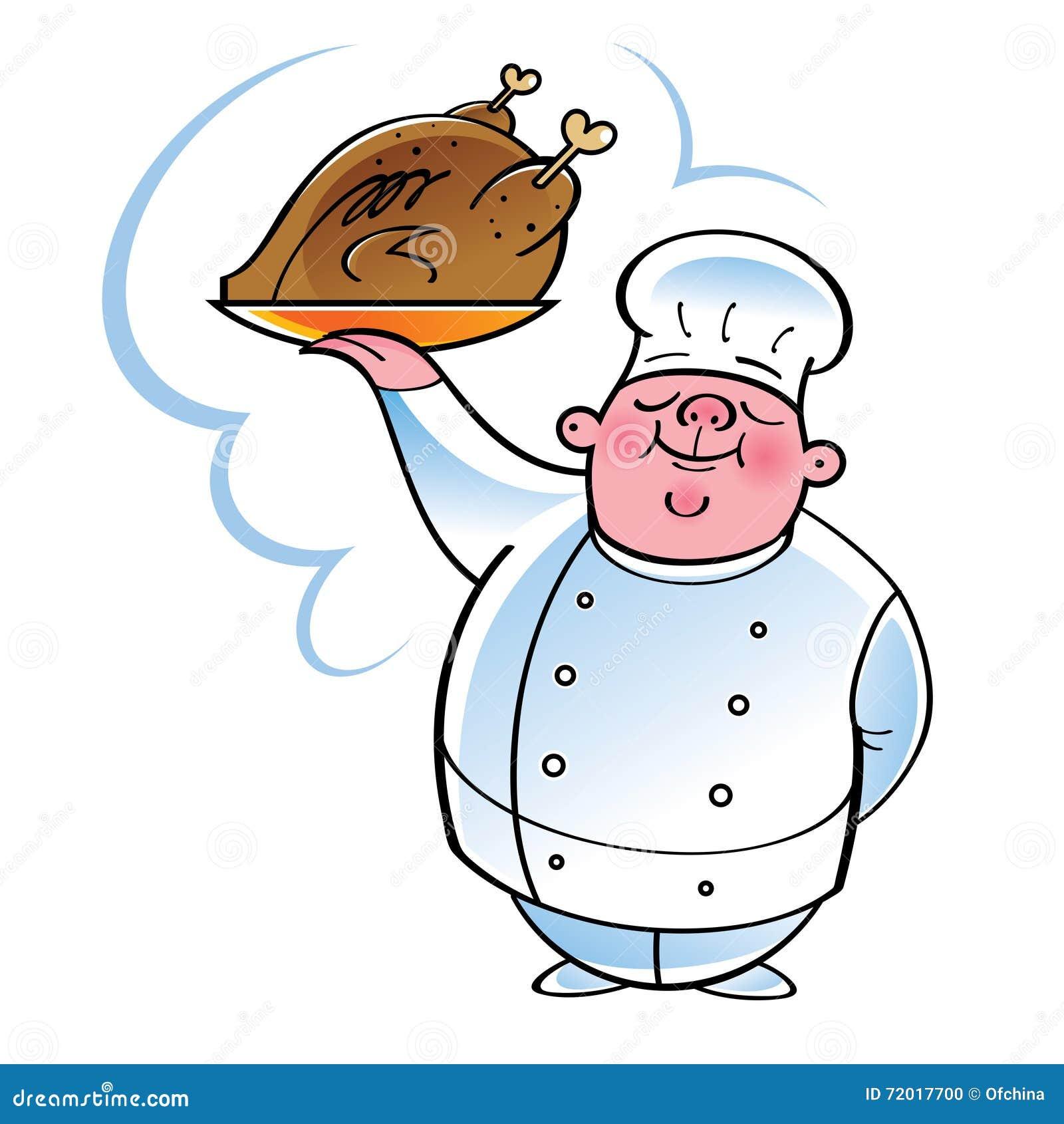 Cozinheiro do cozinheiro chefe