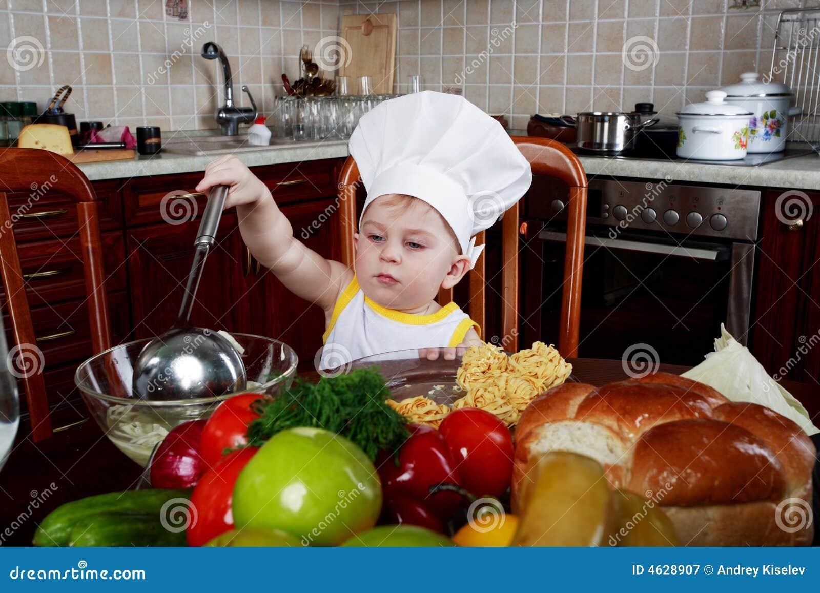 Cozinheiro do divertimento
