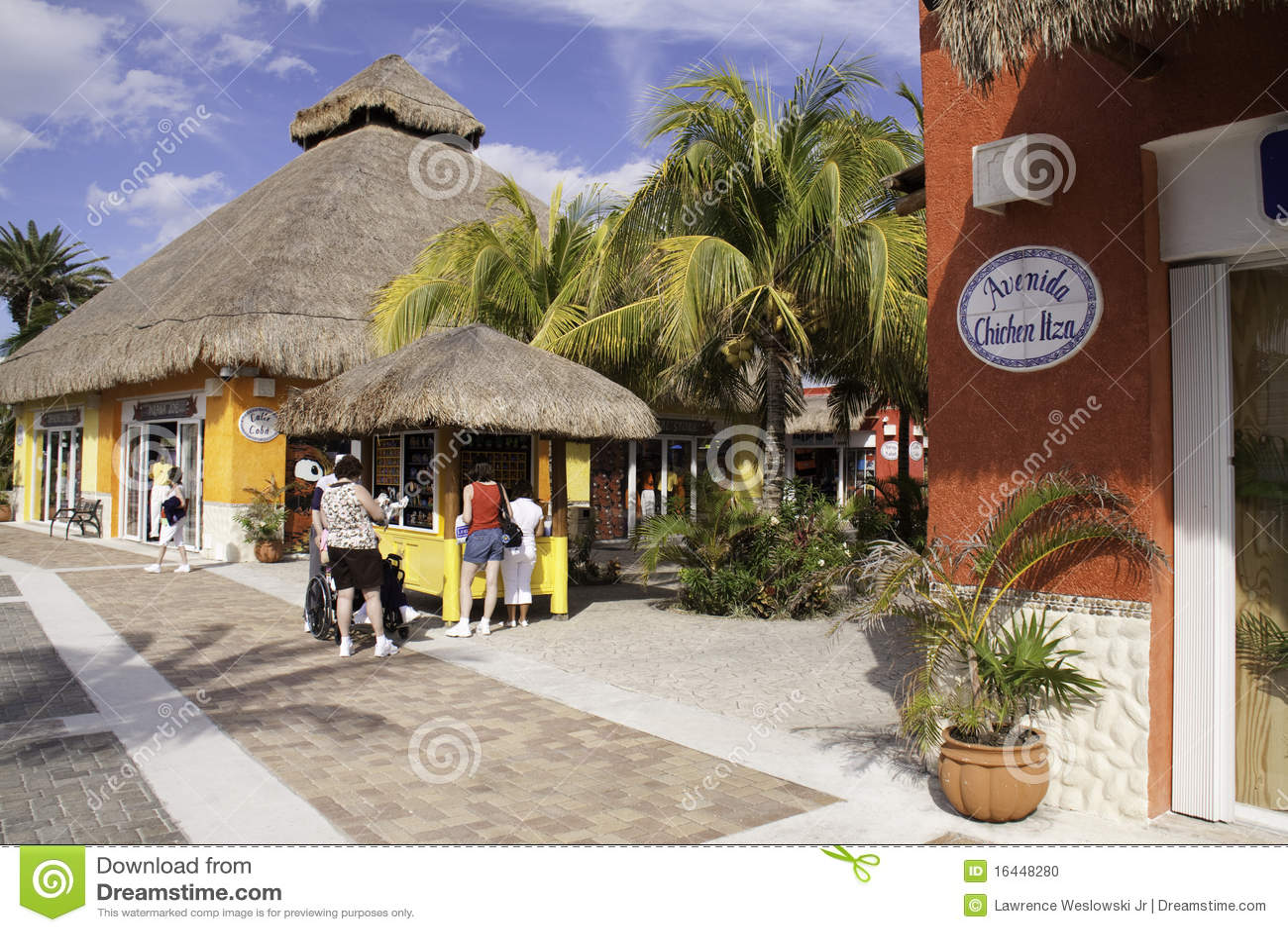 Cozumel mekki Mexico zakupy
