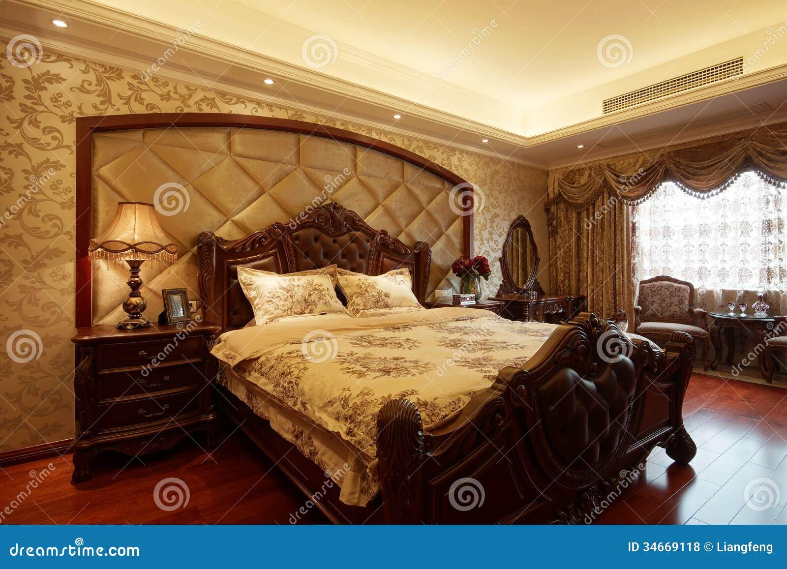 the cozy bedrooms royalty free stock photos - Cozy Bedrooms