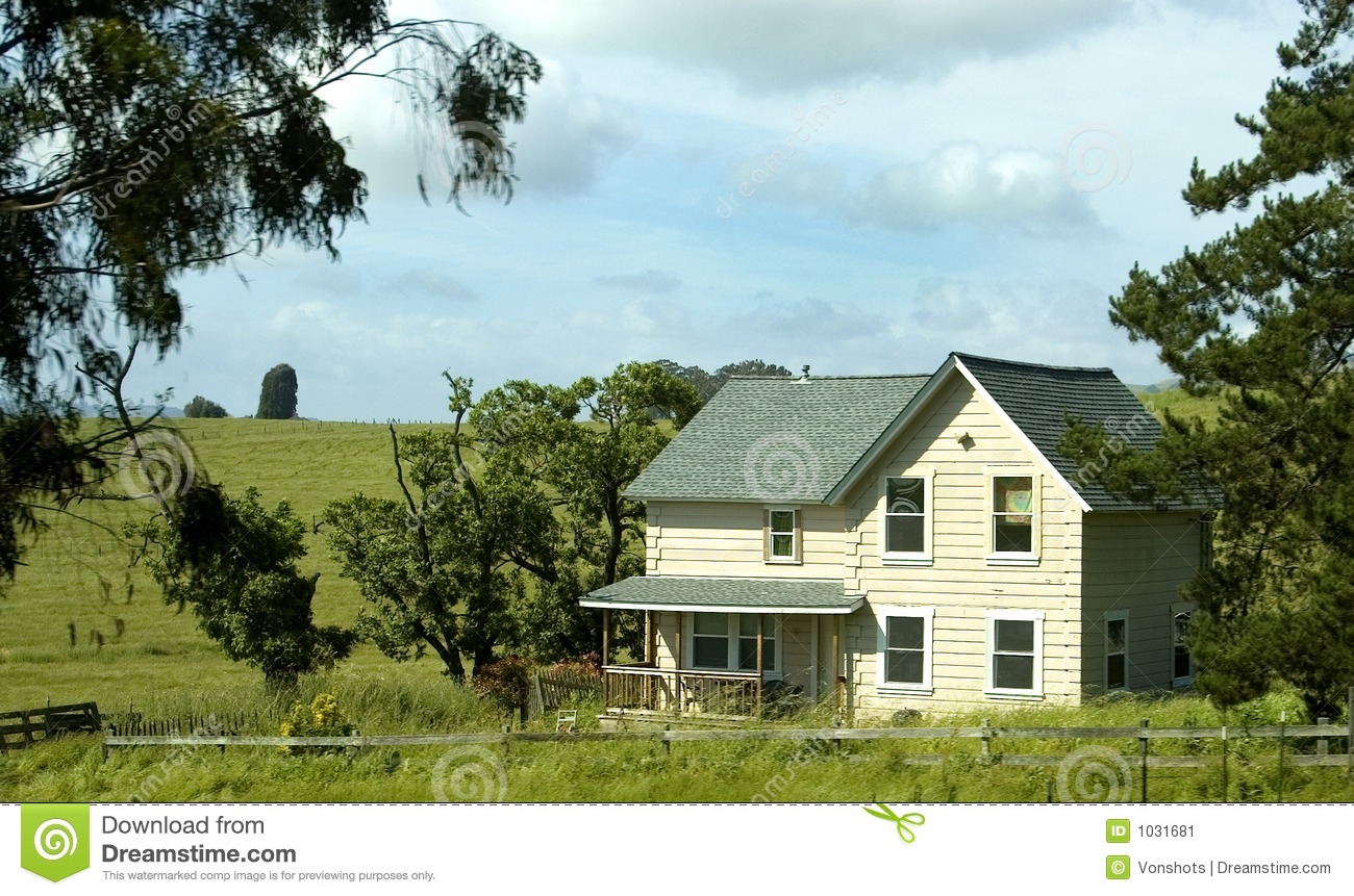 Cozy House Stock Image - Image: 1031681