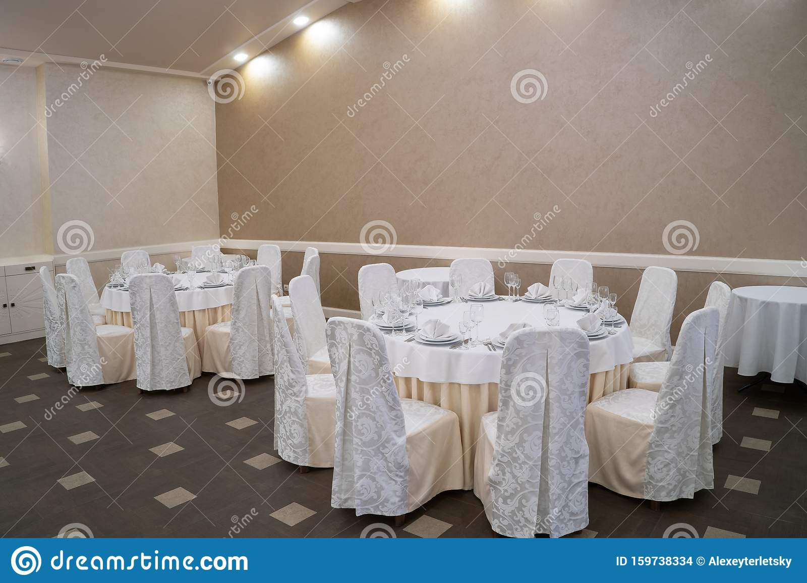 Cozy Restaurant Interior Cafe Lounge Table Party Stock Photo Image Of Lounge Grilled 159738334