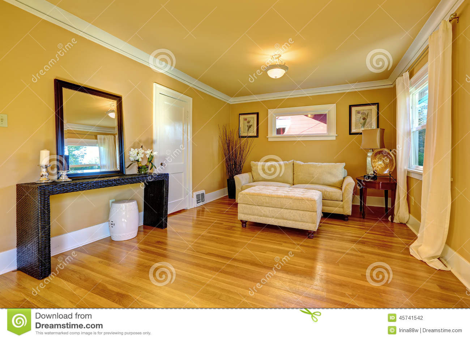 Cozy sitting area family room interior stock photo image 45741542 - Interior sitting rooms ...