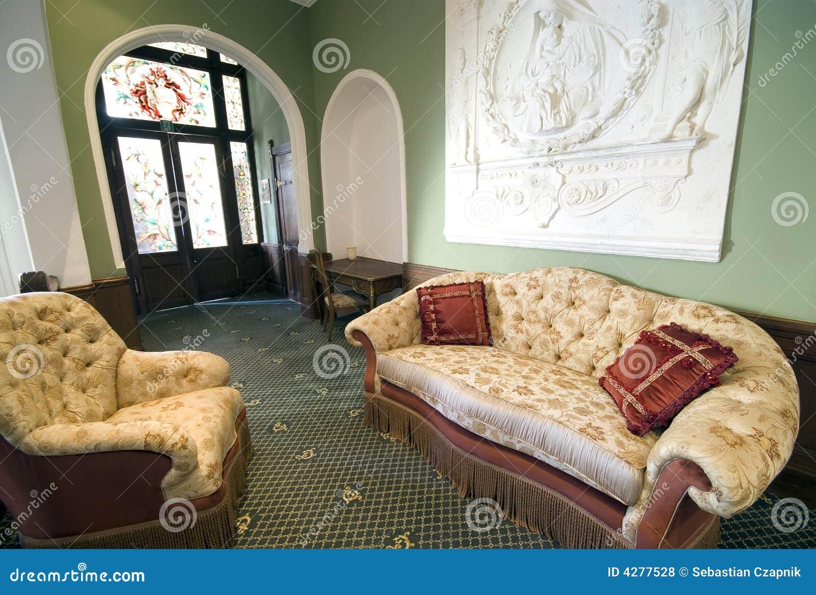 Living Room Cozy Sofas cozy sofas in hotel royalty free stock photos image 4277528 hotel