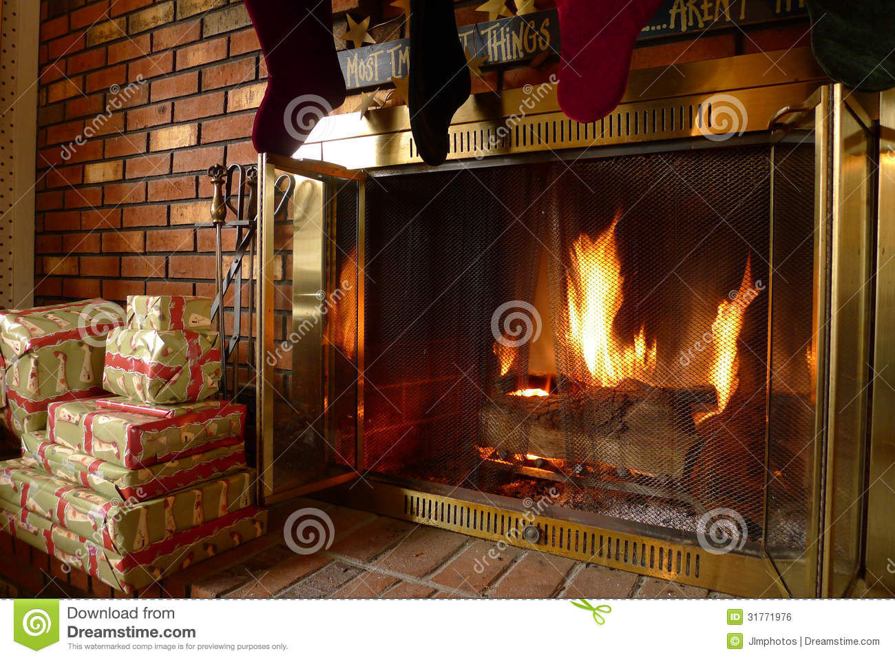cozy warm fireplace fire royalty free stock image image 31771976