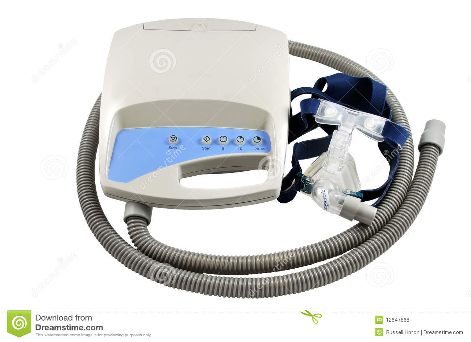 breathing time machine