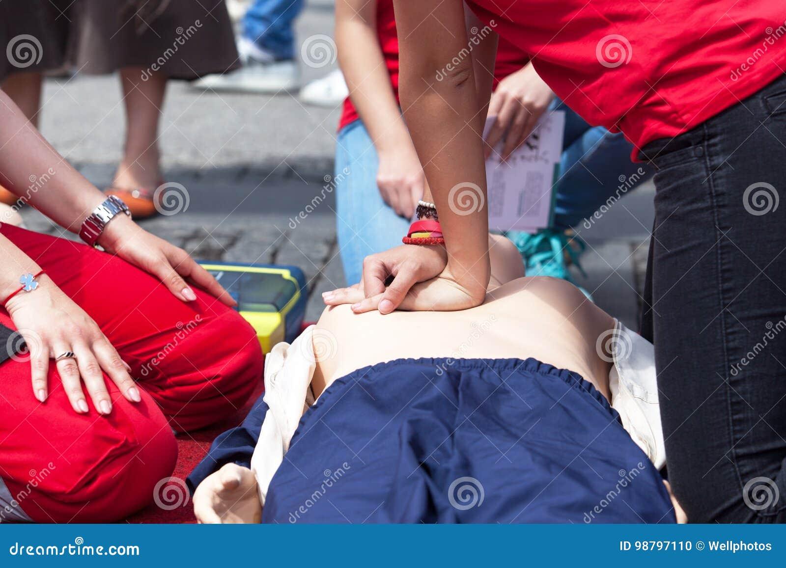 CPR Formation de premiers soins