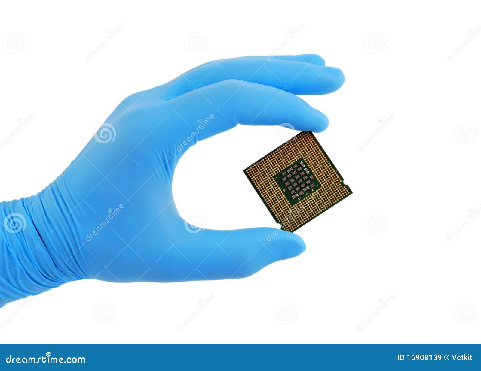 CPU à disposition