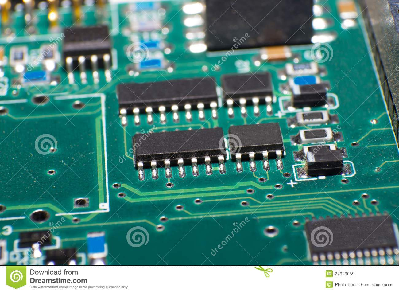 cpu circuit board royalty free stock images image 27929059