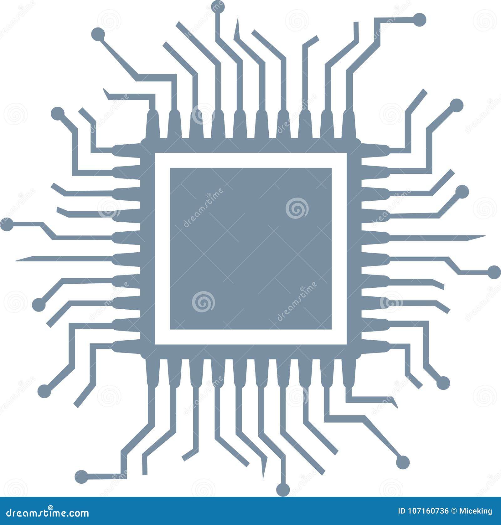 CPU-Computer-Chip