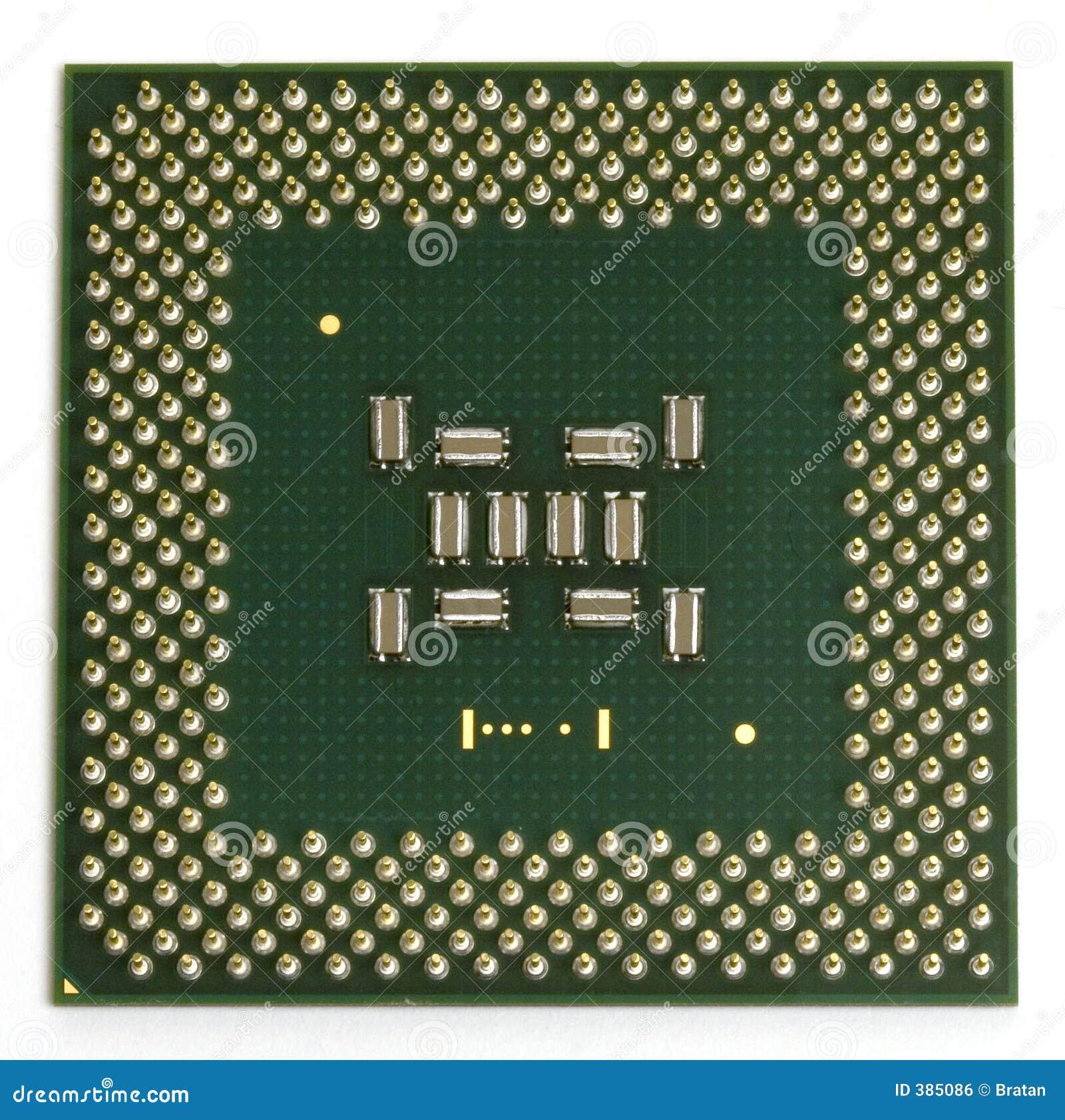 CPU de grand dos