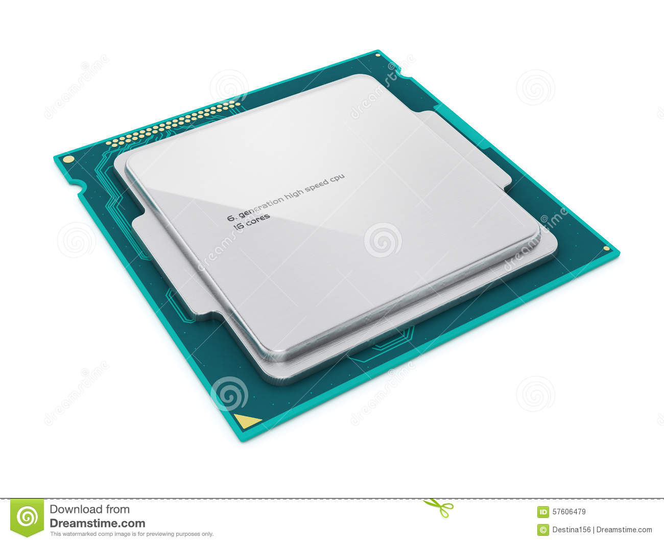 the central processing unit The central processing unit(cpu) also know as the processor the cpu is the most important component of the computer system.