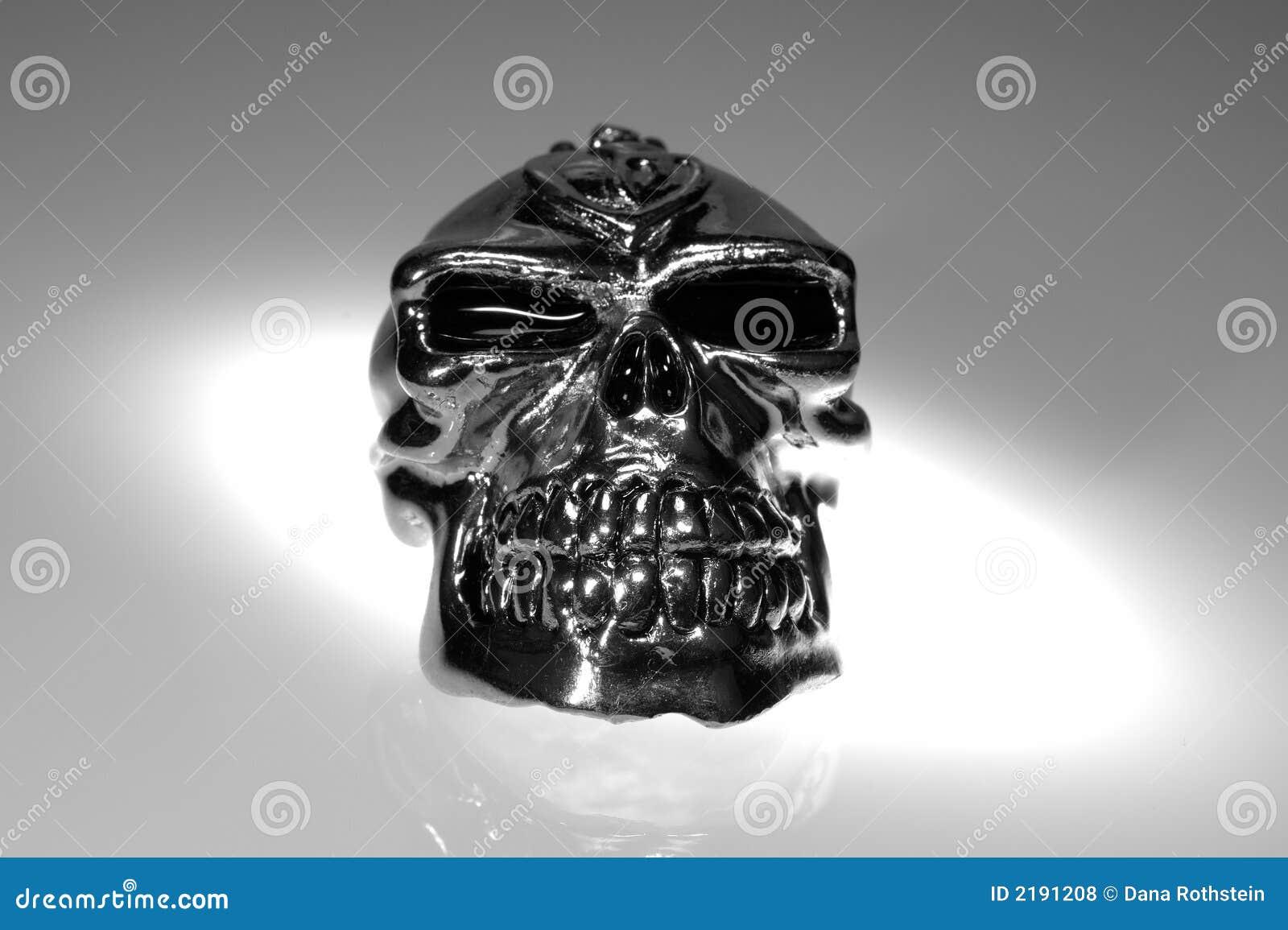 Cráneo del cromo