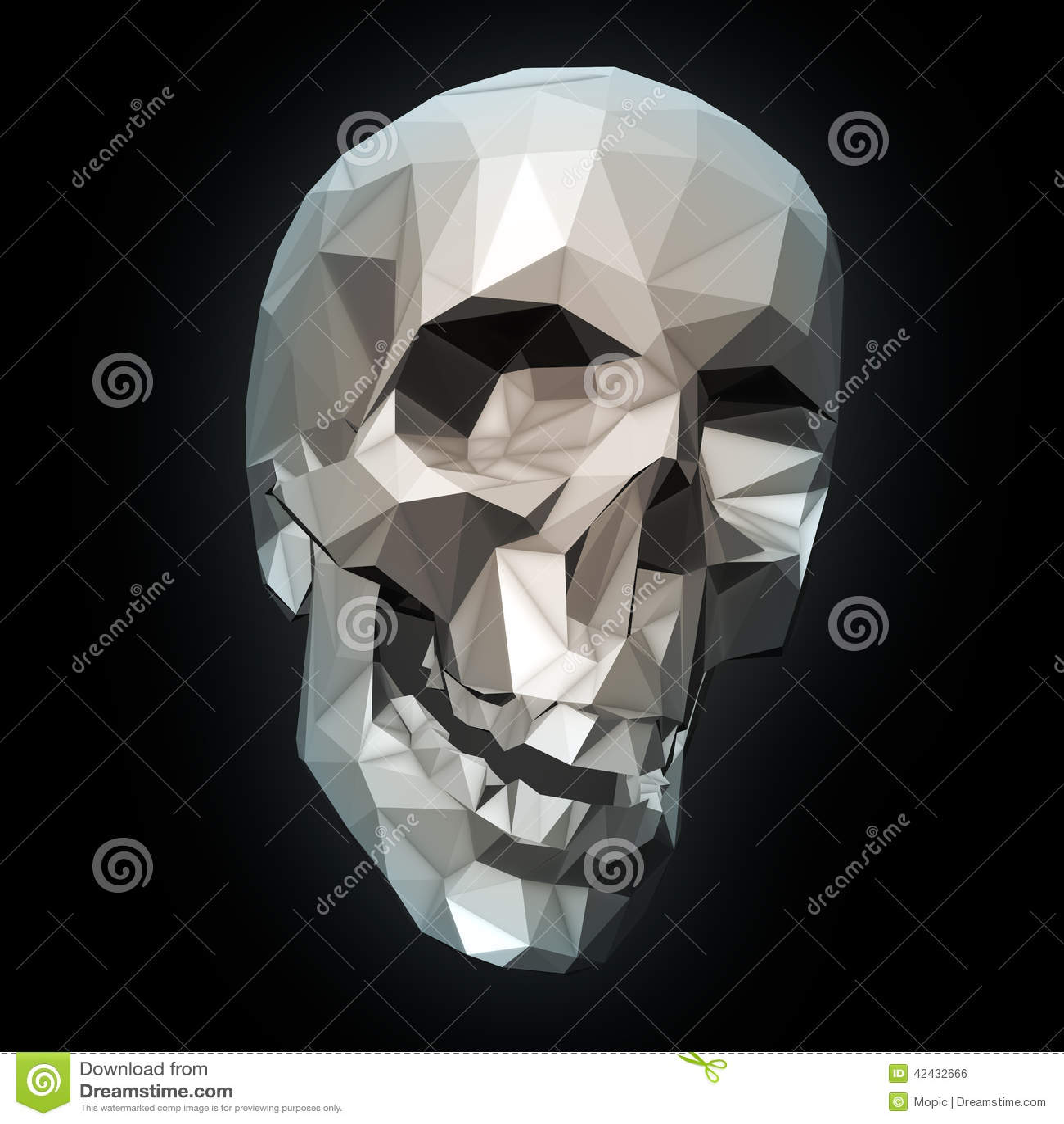 Cráneo geométrico