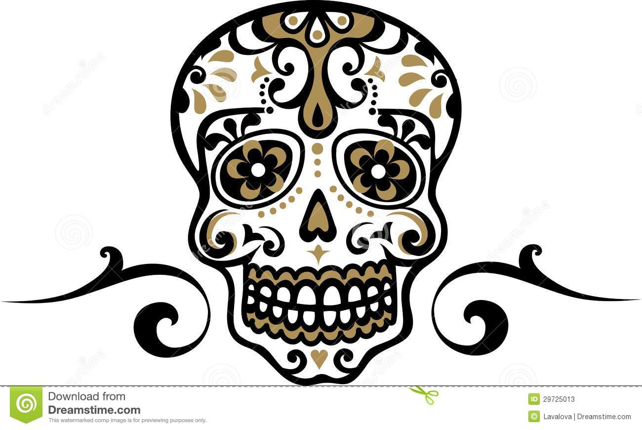 Mexican Day Of The Dead For Kids