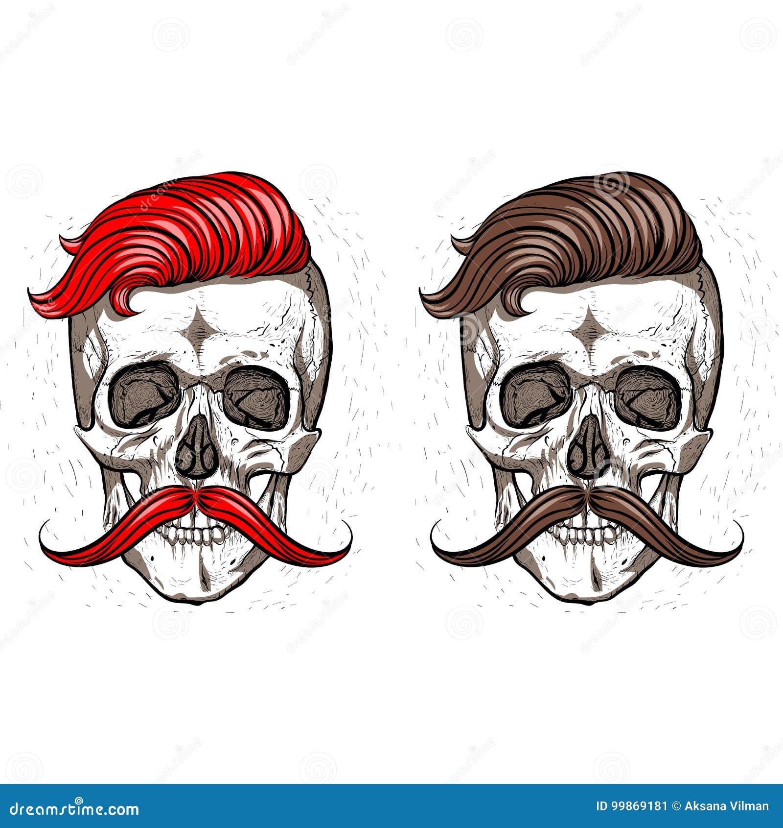 Crânes hippies