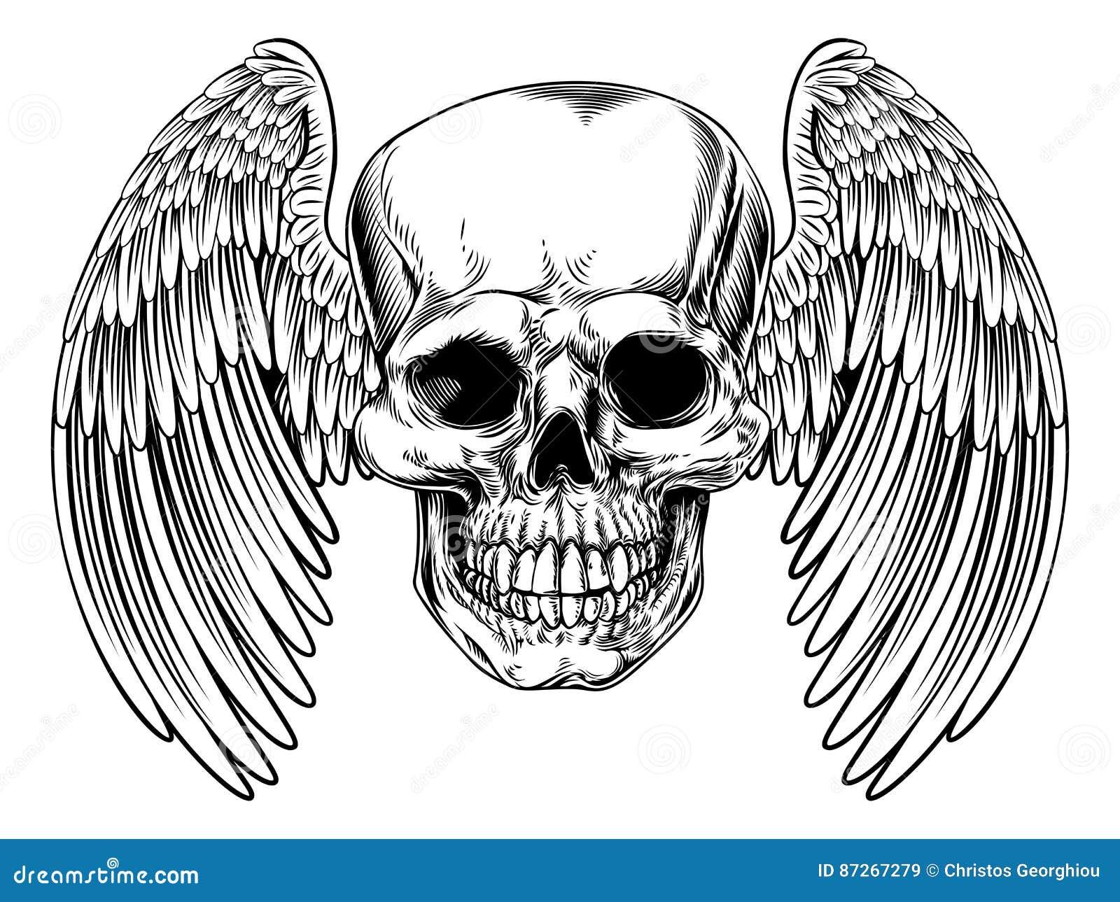 Crânio voado Ceifador