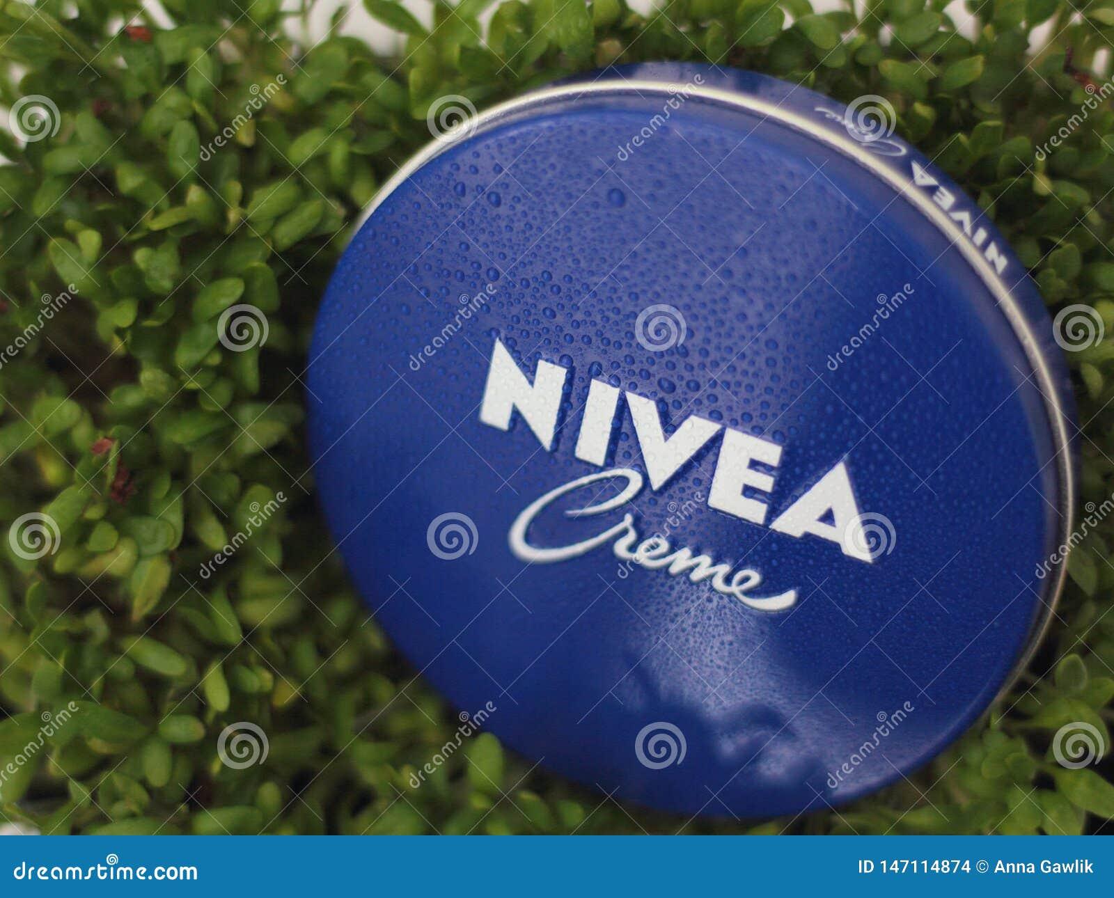 Crème et usines de Nivea